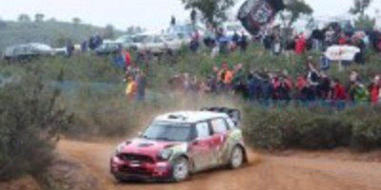 Prodrive apuesta por un podio de Dani Sordo en Nueva Zelanda