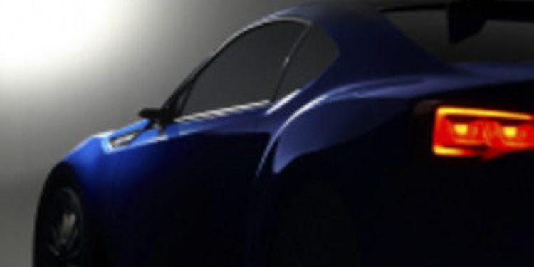 Subaru confirma que el BRZ STI está en desarrollo