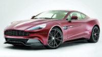 Así es el nuevo Vanquish de Aston Martin