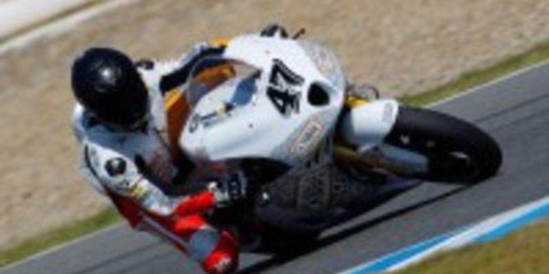 Desguaces La Torre SAG y Ángel Rodríguez rompen su relación en Moto2