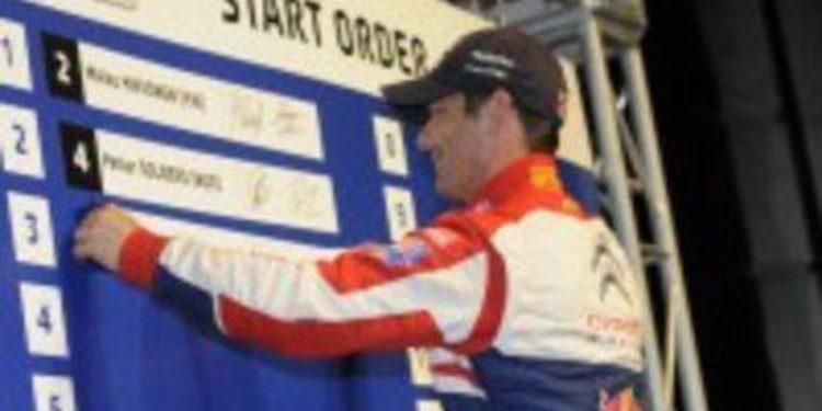 Latvala domina la QS pero Hirvonen abrirá pista en la primera etapa