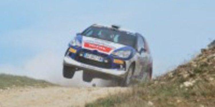 Mathieu Arzeno se pasa a Citroën para el Ypres Rallie