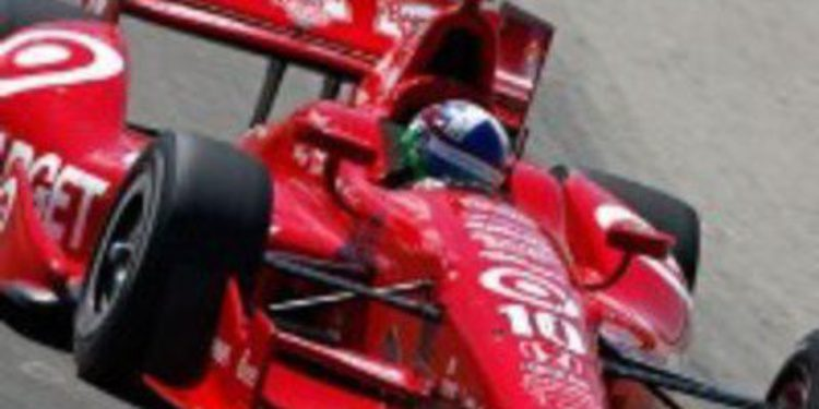 Dario Franchitti consigue su segunda pole del año en Iowa
