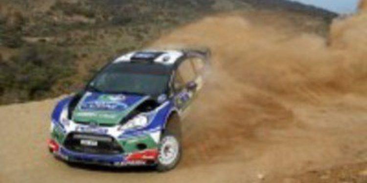 Ford podría tener en mente abandonar el WRC a finales de 2013