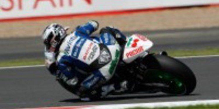 El equipo Blusens Avintia en busca de mejoras tras Silverstone