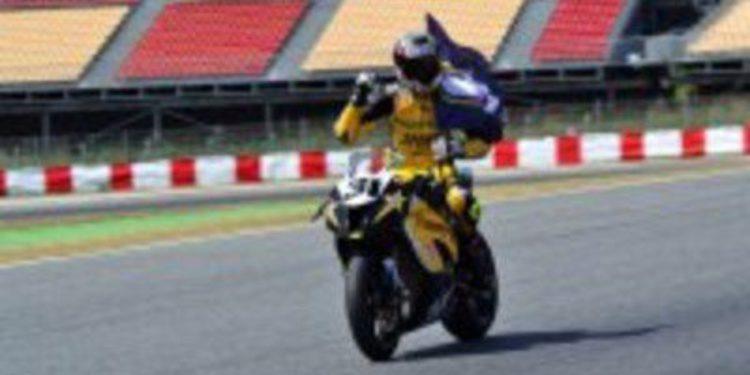 Carmelo Morales gana de nuevo en Stock Extreme en Montmeló