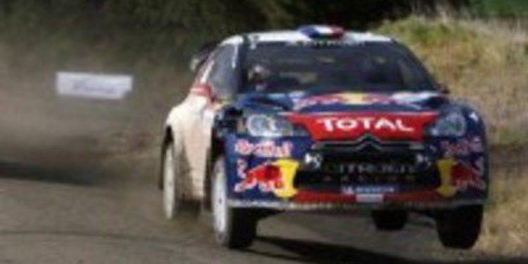 Nuevo doblete de Citroën encabezado por Sebastien Loeb en Nueva Zelanda