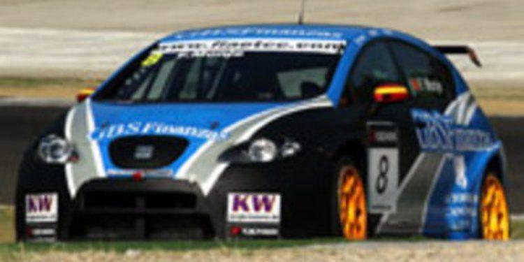 Fernando Monje se alza con la victoria en el ETCC