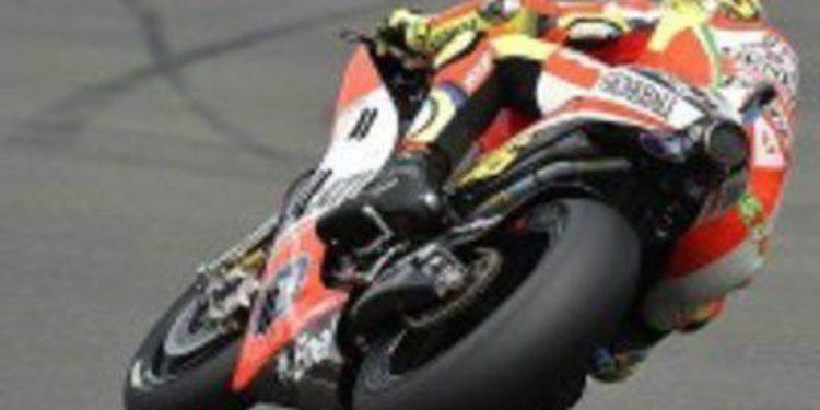 Segunda oportunidad para el basculante de aluminio de Ducati