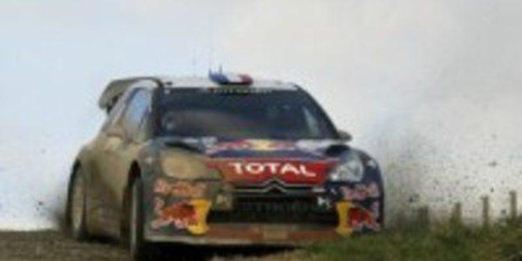 Tercer doblete consecutivo para Citroën en el WRC