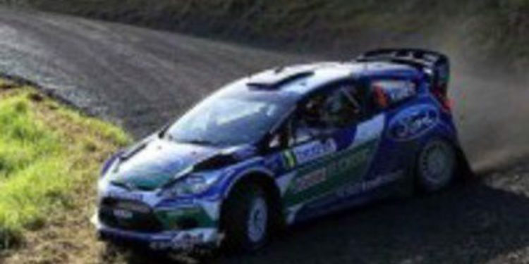Jari Matti Latvala podría haber renovado con Ford