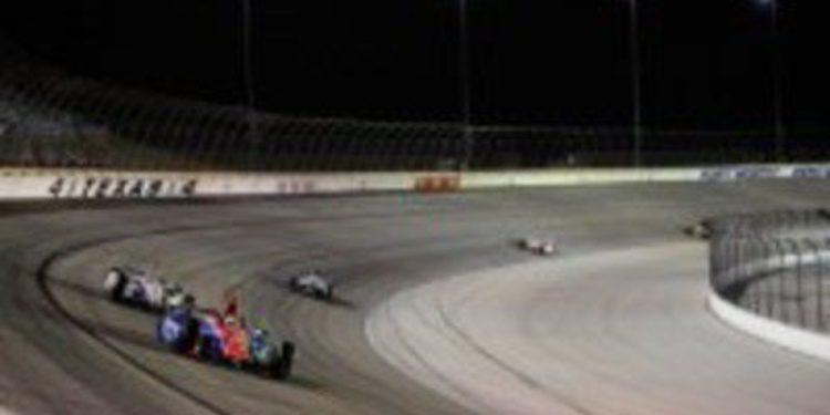 La IndyCar pondrá en común con la FIA los datos sobre las barreras