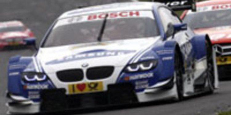 Joey Hand estrenará chasis en Norisring