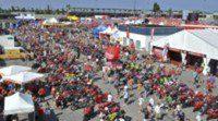 Gran éxito de organización en la World Ducati Week 2012
