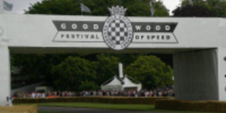 Un año más da comienzo el Goodwood FoS