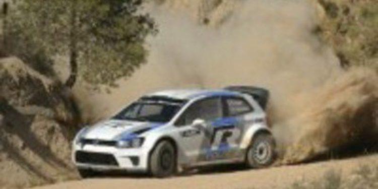 Sebastien Ogier solo tendrá un compañero en Volkswagen en 2013