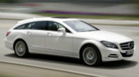 Mercedes Benz presenta el CLS Shooting Brake