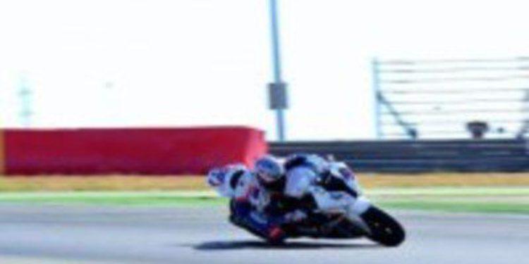 Marco Melandri acaba la Q2 como poleman provisional en Motorland