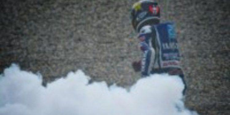 Álvaro Bautista saldrá en última posición en el GP de Alemania