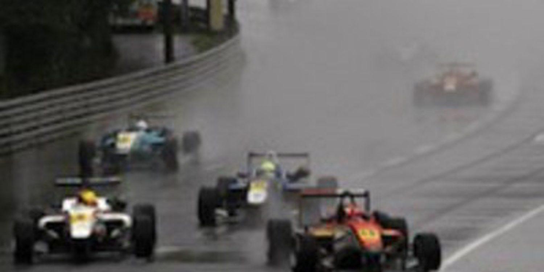 Raffaele Marciello se lleva la victoria en el diluvio de Norisring