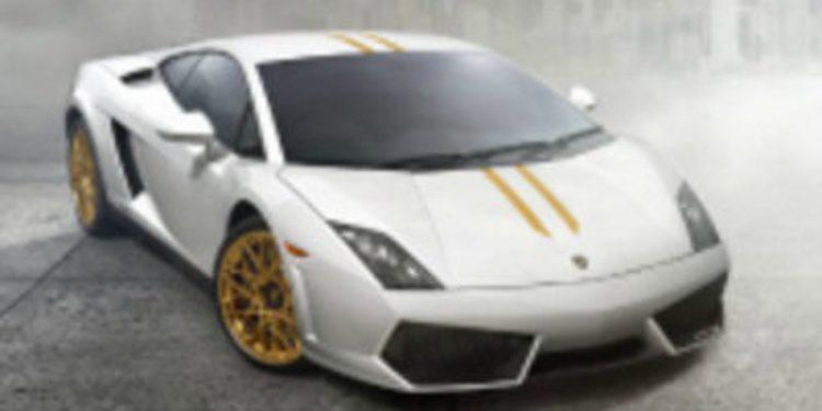 Lamborghini ofrecerá de nuevo un Gallardo solo para China