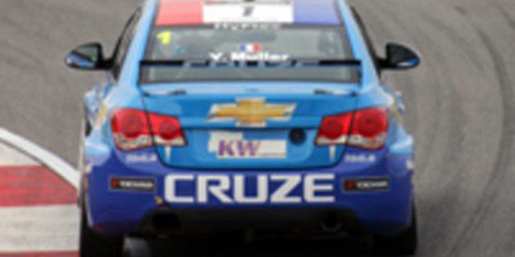 Chevrolet abandona el WTCC
