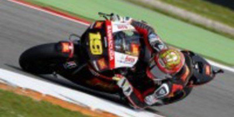 El objetivo de Álvaro Bautista en Sachsenring es remontar