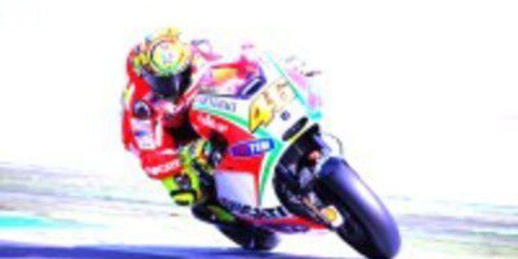 Ducati listo para afrontar el complicado trazado de Sachsenring