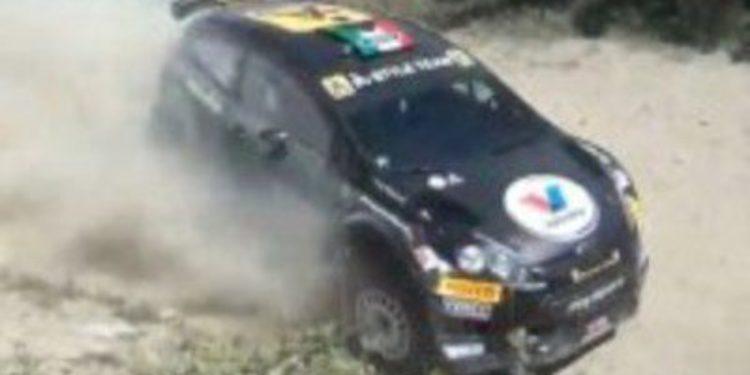 Skoda y Ford protagonizan los test previos al IRC Rallie de San Marino
