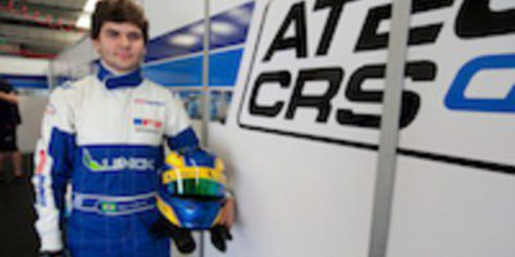 Fabio Gamberini sustituye a John Wartique en Atech CRS para Silverstone