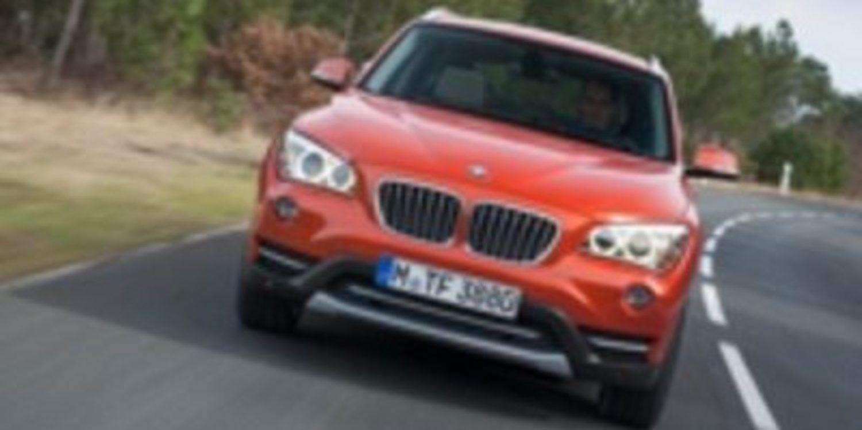 El restyling del BMW X1 ya tiene lista de precios para España