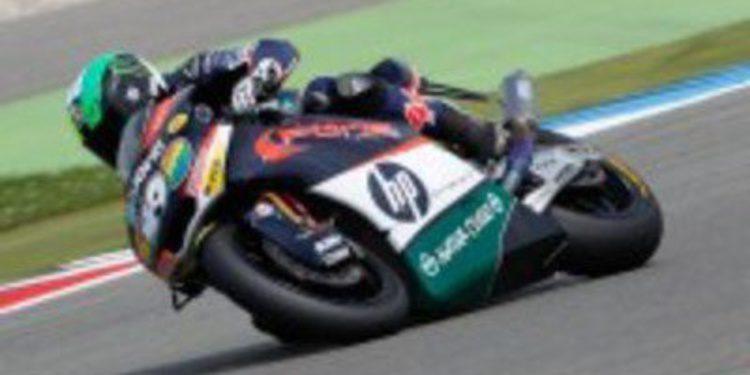 Pol Espargaró domina los FP1 entre múltiples caídas en Alemania