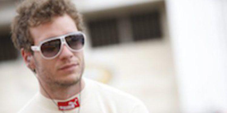 Fabrizio Crestani mejor tiempo en los libres de GP2 en Silverstone