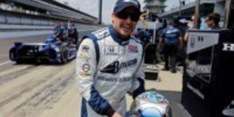 Alex Tagliani vuelve con la IndyCar a su tierra natal
