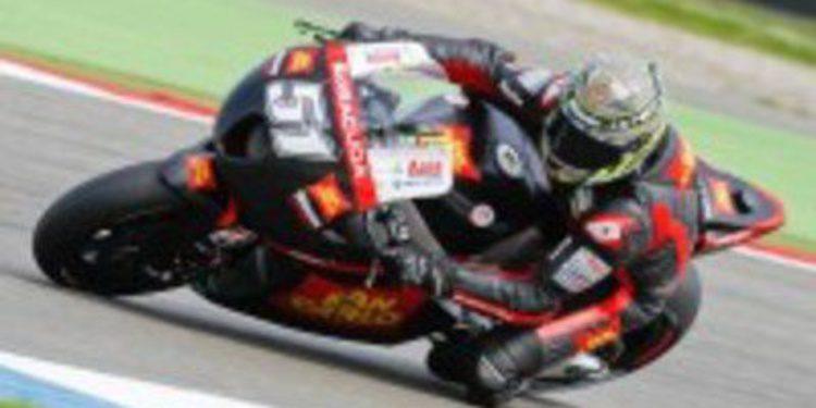 Michele Pirro y las CRT se dejan ver en unos FP3 anodinos en Sachsenring