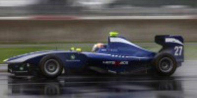 Antonio Felix Da Costa se estrena en 2012 con una gran victoria en Silverstone
