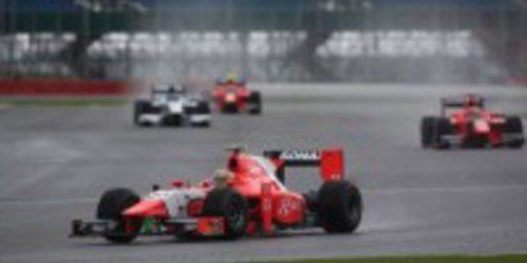 Luiz Razia más líder tras ganar el sprint de Silverstone