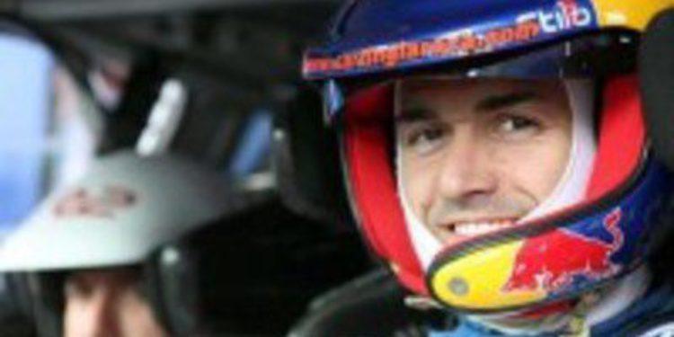 Dani Sordo quiere una temporada 2013 completa en la marca que sea
