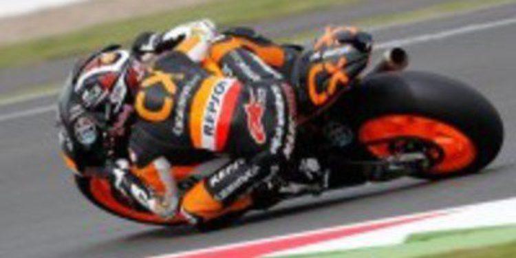 Marc Márquez y Dani Pedrosa formarán la pareja de HRC en MotoGP 2013