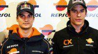 Declaraciones de Márquez y Pedrosa ante su futuro en Honda 2013