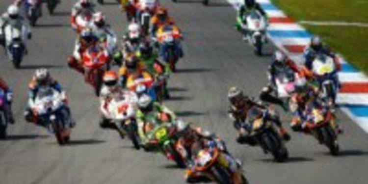 Los pilotos del Mundial de Motociclismo llegan a Mugello