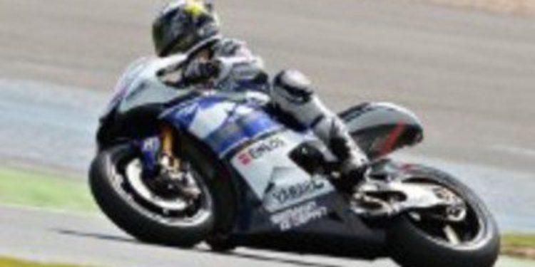 Jorge Lorenzo lidera claramente en los FP1 con un gran ritmo en Mugello