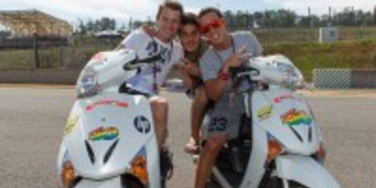Los entrenamientos libres 1 de Moto2 dejan a Pol Espargaró al mando