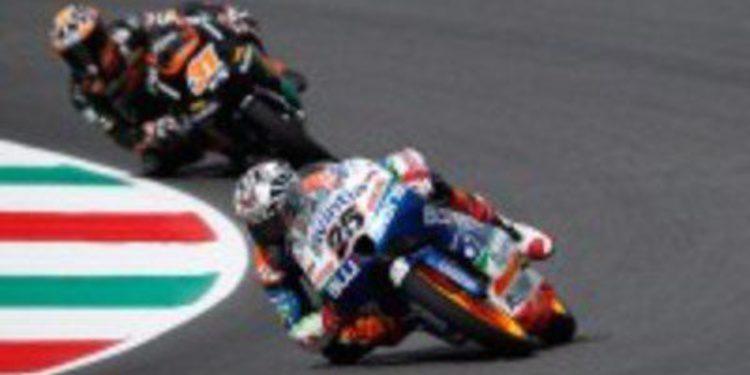 Maverick Viñales cierra la actividad de Moto3 en Mugello despuntando
