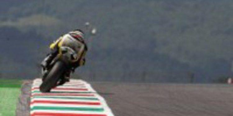 Thomas Luthi y Marc Márquez reinan en los FP3 de Moto2 en Mugello