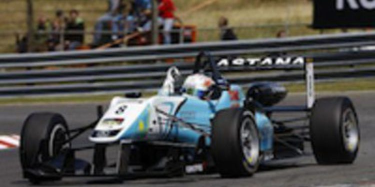 Dani Juncadella gana con autoridad el Masters de Zandvoort de F3