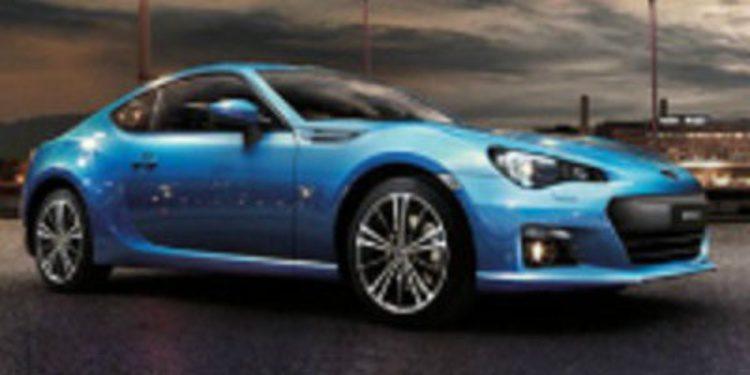 Agotados todos los BRZ de Subaru en Australia