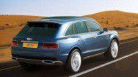 Probador de lujo para los primeros pasos de Bentley hacia el Dakar