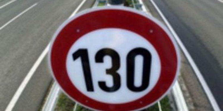 Los Verdes de Alemania proponen generalizar un límite de 130 km/h