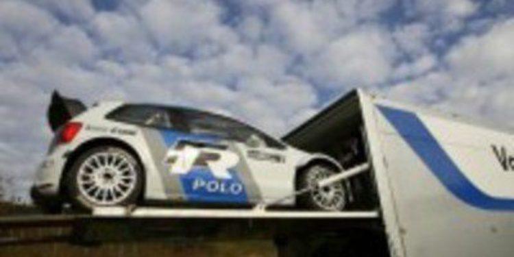 Peligra el debut del Volkswagen Polo R WRC en Cerdeña